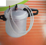 음식 급료 비독성 Anit 새는 무취 실리콘 틈막이, 실리콘 물개 O - 압력솥을%s 반지