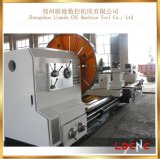 Máquina de poca potencia horizontal normal de alta velocidad del torno de Cw61125 China