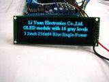 3,2-дюймовый 256x64 Моно синий/желтый OLED-модуль (PG-5664ALBEF01)