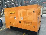 générateur diesel silencieux de 125kVA Yuchai pour le projet de construction avec des conformités de Ce/Soncap/CIQ/ISO
