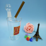 Populäres Minirauchendes Wasser-Glasrohr für täglichen Tabak Using
