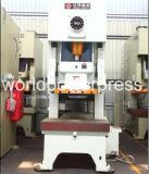Tipo prensa de la manivela del marco de C de sacador del metal de hoja