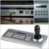CCTV 6 PTZ Axis Controlador de teclado USB