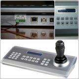 Eixo 6 CCTV PTZ Controlador de teclado USB
