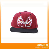 新しいカスタマイズされた刺繍のスナップの帽子