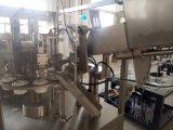 Завалка шланга шевелилки автоматические и машина запечатывания
