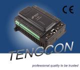 Contrôleur de PLC de coût bas Tengcon T-921 pour le petit système de contrôle industriel