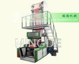 Macchina di salto della pellicola ad alta velocità dell'HDPE con Rewinder automatico