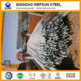&Phi di Q235/Q235B; 6mm al Φ barra rotonda standard del acciaio al carbonio di 300mm GB