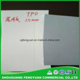 Tpo Dach-Systems-wasserdichte Membrane hergestellt in China