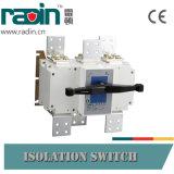 Carga Rdgl Desligar o interruptor de isolamento do interruptor