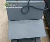 Chine Grey Bluestone / Basalt Stone Tile Basalt pour mur / plancher