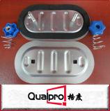 Galvanisierte Stahlleitung-Zugriffs-Luken-Tür mit Handdrehknöpfen AP7410