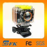 Caméra d'action extrême avec boîtier sous-marin