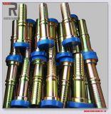 SAE R1at/R2at/R12/DIN 4sh를 위한 탄소 강철 깃봉