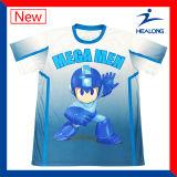 Healong Teamwear Camisetas de poliéster personalizadas para el evento con la camiseta