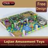 Les petits enfants Castle Fun sain Terrain de jeux intérieur pour la maternelle (ST1416-10)