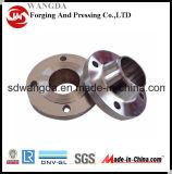Kohlenstoffstahl-Ring-Flansch ANSI-B16.5 A105/Q235 materieller