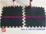 Pavimentazione di gomma di ginnastica/peso pavimentazione di gomma delle stuoie delle mattonelle/bambini di pavimentazione della stanza