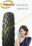 Motorrad-Gummireifen/Reifen der Verbreiterung und der Verdickung (11/90-16 300-18 120/80-16)