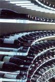 Estante de visualización de encargo del vino para KTV