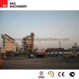 240 t-/hstationäres Bitumen-Mischanlage