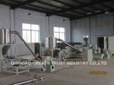 Hot Sale PE / PP / LLDPE / ABS / Carbon Black Masterbatch Granulating Line