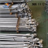 Forged Steel Marine Lashing Bar pour le débroussaillement de conteneurs