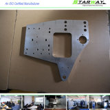 Präzisions-Aluminiummaschinell bearbeitenteile durch die CNC maschinelle Bearbeitung