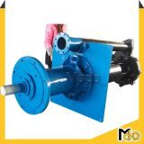 504m3/H Vertical Under Toilets Centrifugal Rubber Slurry Pump