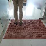 Stuoia di gomma antistatica della gomma della cucina/stanza da bagno dell'hotel di resistenza di olio