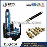 地下水のためにあく打楽器の掘削装置機械
