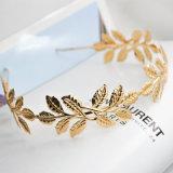 Les feuilles de placage en alliage de zinc Gold/Silver Mode bijoux Accessoires de cheveux