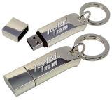 Vara da memória do cartão instantâneo do polegar da movimentação 2.0 do flash do disco instantâneo de cartão de memória do USB da movimentação da pena da vara do USB do logotipo do OEM do USB do metal da movimentação do flash do USB