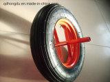 Rotella pneumatica della riga della barra del pneumatico della carriola