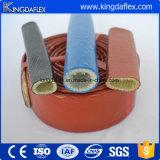 Manicotti rivestiti di silicone a temperatura elevata variopinti della vetroresina del grande diametro