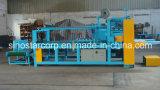 Halbautomatisches Gluer für die Herstellung des Karton-Kastens
