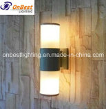 Luz LED de 20W Pared de Aluminio Ligero en IP55 para Uso en Exteriores
