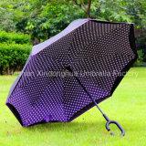 Красочные портативный Handsfree зонтик в перевернутом положении для автомобиля (SU-0023I)