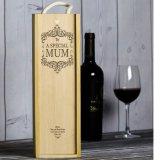 Hotsaleはより安い価格の木の赤ワインボックスをカスタマイズした