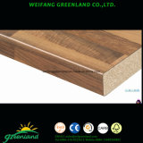 Certificado ISO 16mm Cherry Color Laminated Chipboard