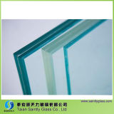 Factory Manufacturing Building Glass Clear Float Glass avec le meilleur prix