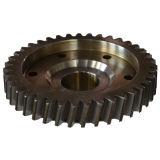 Engranaje cilíndrico modificado para requisitos particulares CT5003 de Electrocar del engranaje de transmisión de la caja de engranajes del coche de metal de la forja de la precisión