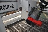 CNC Gravure van het Aluminium van het Messing van het Meubilair van de Router de Houten voor SGS