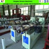 Chaîne de production en plastique composée de pipe d'offre chaude d'eau froide de pp PPR