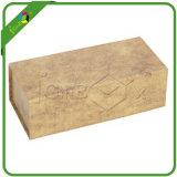 Boîte-cadeau faite sur commande de carton de forme de livre avec la fermeture magnétique