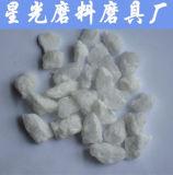 1-3mm de alumínio branco fundido com jacto de areia e trituração