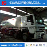 Camion di consegna del gas dell'autocisterna GPL del propano da 35500 litri