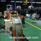 Máquinas que rajan de la bobina de acero de aluminio