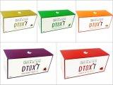 カスタマイズされたブランドのDtox'tの14日間の減量の解毒の茶元の三重のブレンドの注入